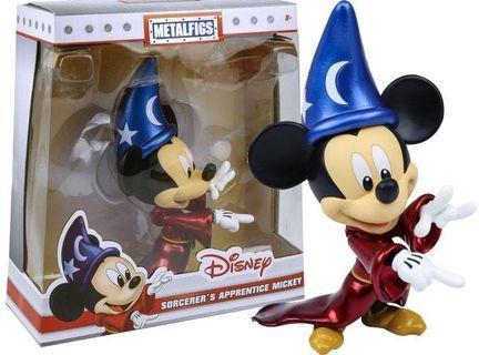 Disney Metalfigs Sorcerer's Apprentice Mickey 迪士尼 米奇老鼠