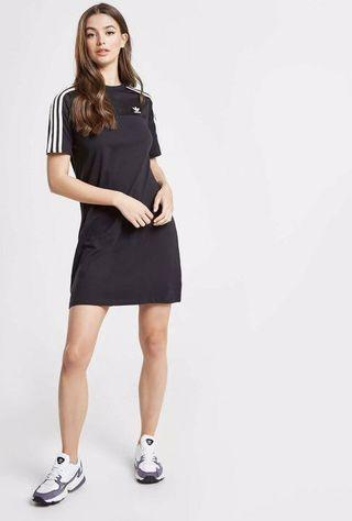 100% Authentic Adidas Originals Tee Dress