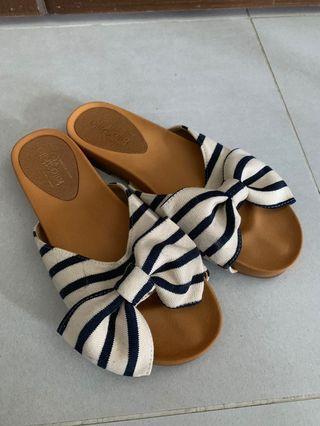 日本製 拖鞋 9成新