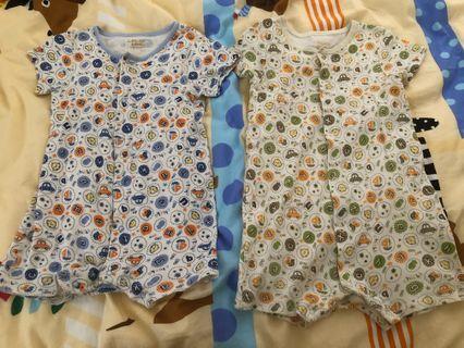 舊Baby Clothes (9-12months)