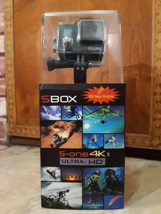 Action cam S-one 4k 21mp