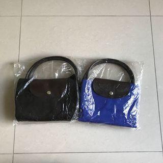 收納包-藍色/黑色