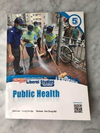 New Focus in Secondary Liberal Studies M5 Public Health