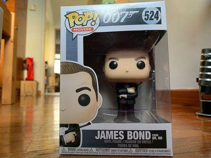 James Bond 524
