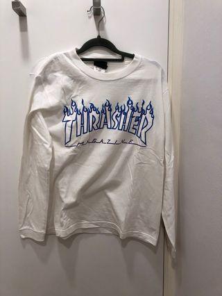 🚚 Thrasher Long Sleeve Shirt