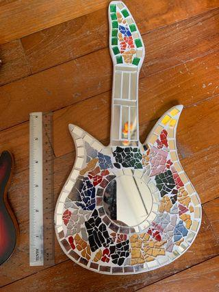 Guitar Clay with Mirror