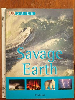 🚚 DK Guide to Savage Earth