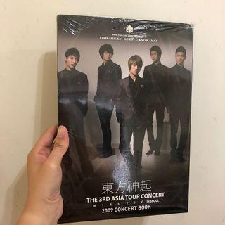 東方神起 TVXQ Mirotic concert book