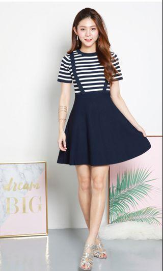 Denissa Skater Dress