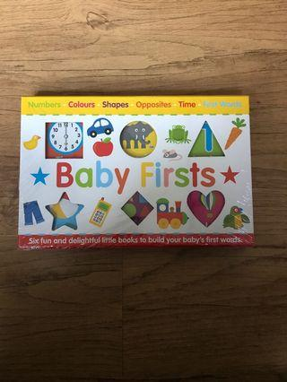 Baby First Books