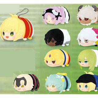 (BOX 2 OPEN) (Split) Fate/Grand Order Mochi Mochi Mascot Vol. 2