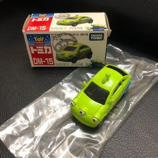 Tomica/Tomy Car x Alien (三眼仔)車仔