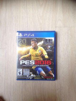 Pro Evolution Soccer 2016 (PES 2016) for PS4