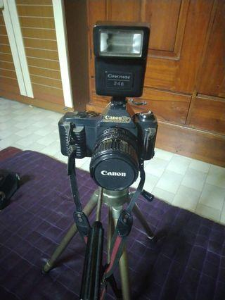 Canon T50 Original From JAPAN