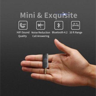 Item#173 - TekHome 3.5mm Aux Bluetooth 4.2 Audio Converter