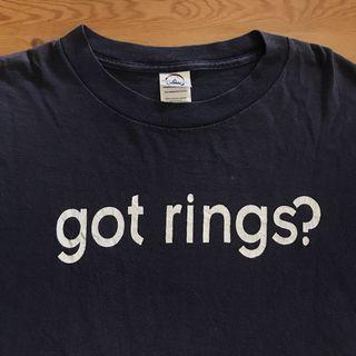 Vintage NY Yankees Got Rings Tee