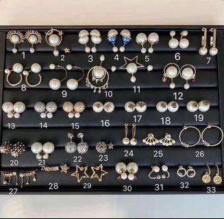 🚚 Promotion: Luxury earrings