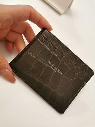 Saint Laurent Card Holder