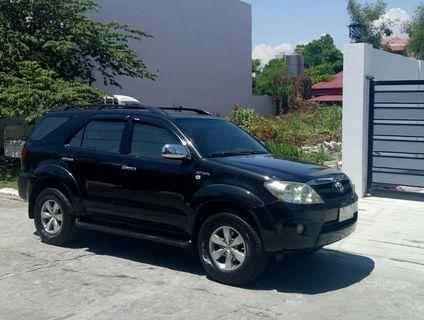 Toyota Fortuner G Gas Automatic Financing OK