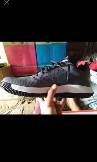 Nike Fly by Low 2 grey gold
