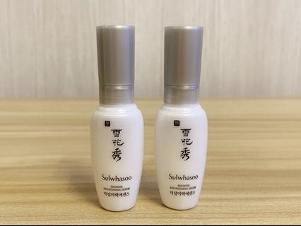 🚚 Sulwhasoo Snowise Brightening Serum 8ml x 2