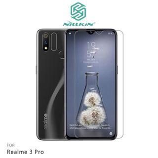 🚚 NILLKIN Realme 3 Pro 超清防指紋保護貼 - 套裝版