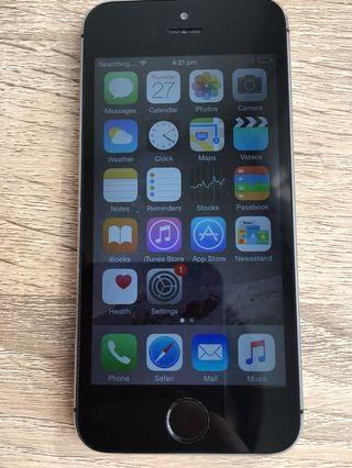 Apple Gray color 32GB iPhone 5s