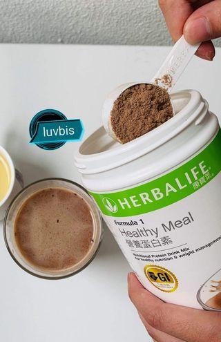 ✨ 包順豐及送搖搖杯1個 $400/2樽Herbalife 康寶萊蛋白素