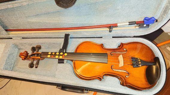 Kids Violin Size 1/4