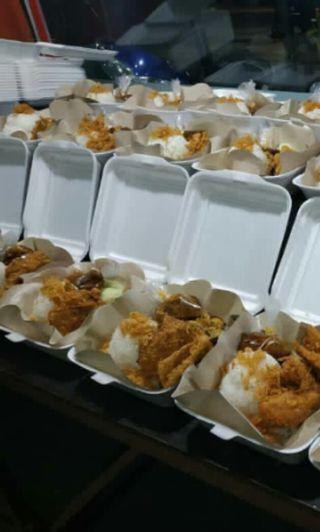 Paket Ayam Goreng Presto