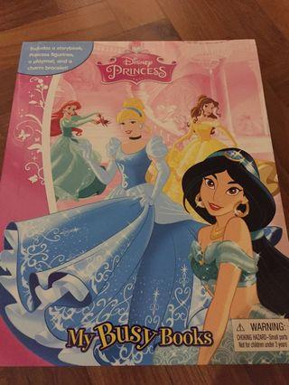My Busy Book - Disney Princess Collection