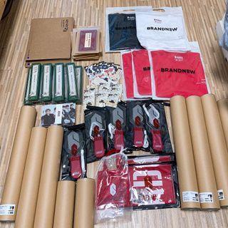 [Updates] Mamamoo & AB6IX Fanmeet Goods