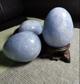 天然天青石蛋可用作消磁清貨價