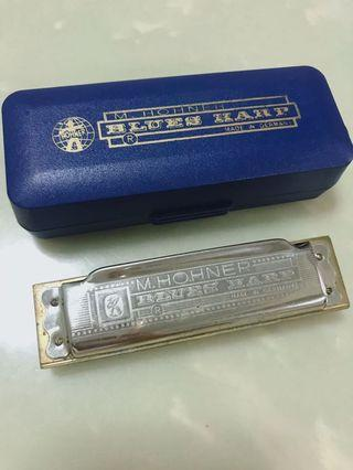 🚚 Hohner Hamonica Blue Harp