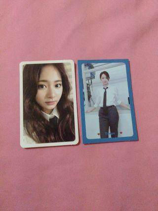 🚚 TWICE TZUYU Photocard