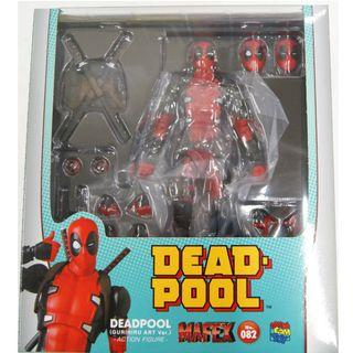 MEDICOM MAFEX No.082 DEADPOOL Gurihiru Art Ver.