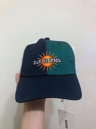 最後降!全新✨5252 BY OIOI棒球帽