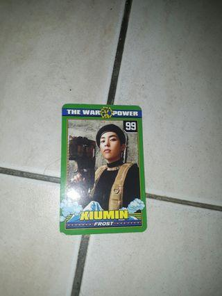 Wts exo xiumin power pc official