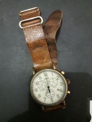 Timex weekender Indiglo