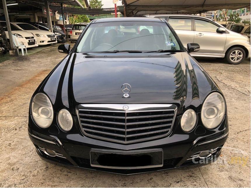 2009 Mercedes-Benz E230 2.5 Avantgarde (A) CKD Panoramic Roof.     http://wasap.my/601110315793/E2302009