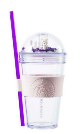 Starbucks 熊仔杯