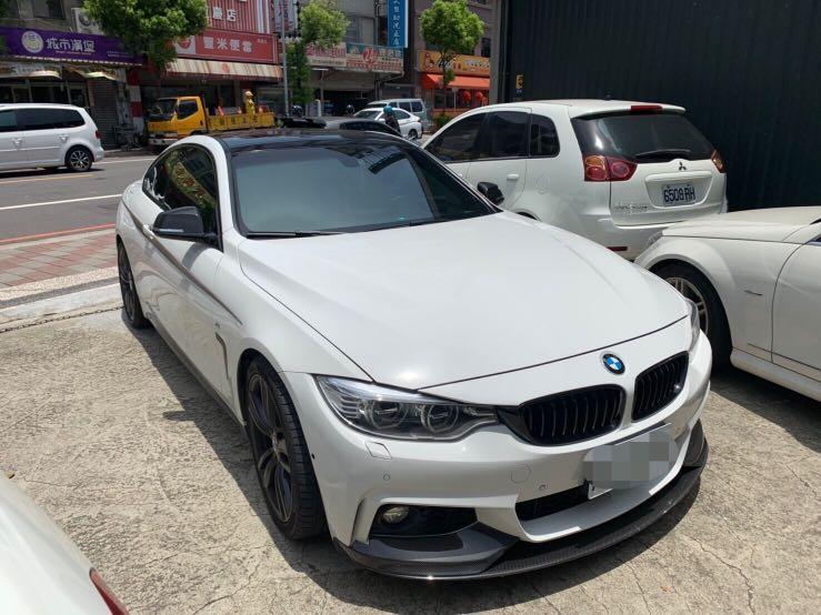 2013年  BMW  435I  SportLine  3.0L  輕鬆貸回家