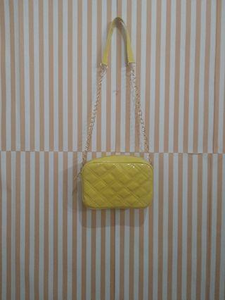 Bag wallet kuning