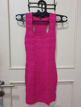 Dress strecth