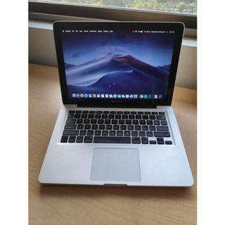 Macbook pro 13 core i5 2.5ghz with Current mac OS