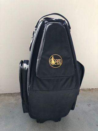 Gard double saxophone case