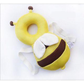 透氣款蜜蜂防摔護頭枕