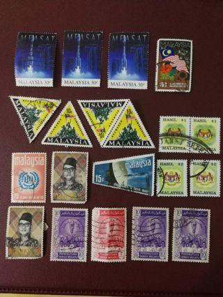 Malaysia stamps