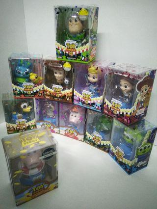 Toy Story 4 (一套10款 + Exclusive)