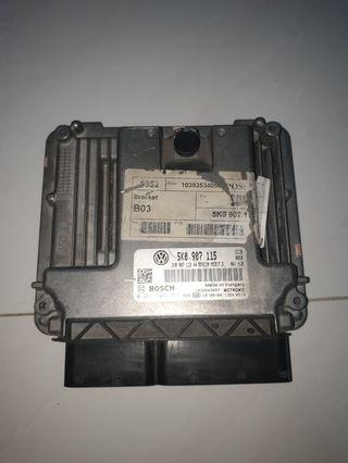 Vw scirocco 2.0 used ecu for sale